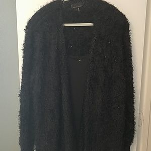 Cardigan with a sparkle